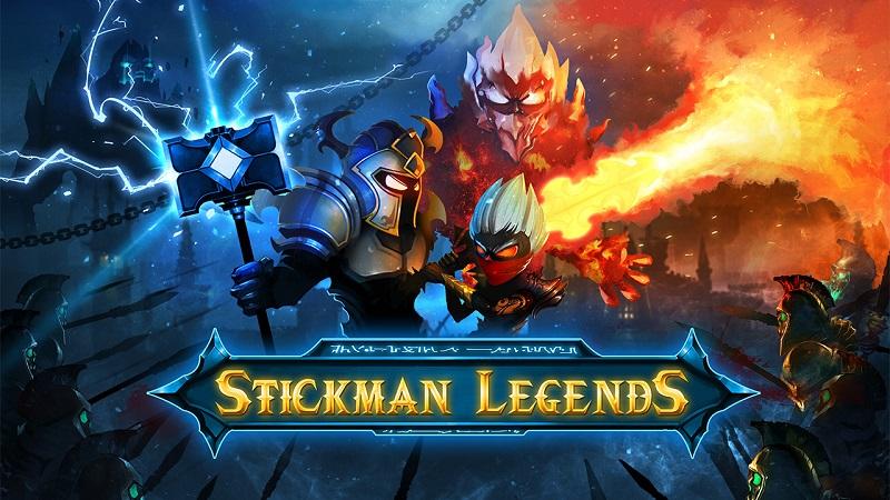 Stickman Legend: Nhập vai - chiến đấu để trở thành huyền thoại