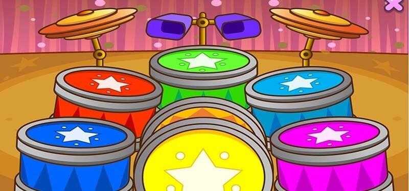 Game Coloring & Learn – giúp bé phát triển tư duy với game màu sắc