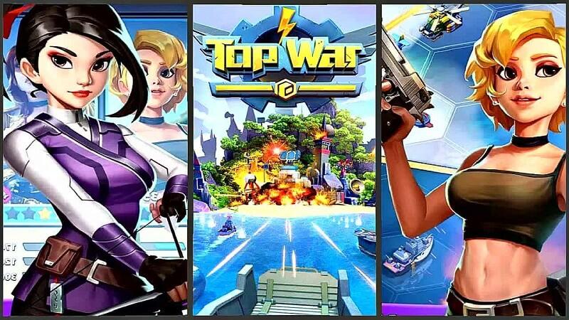 Tải Top War: Battle Game - Cùng bạn bè tận hưởng niềm vui!