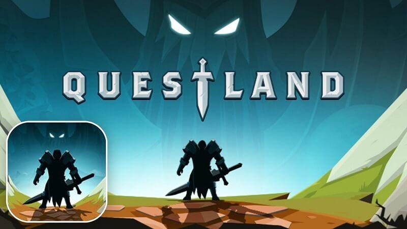 Questland: Turn Based RPG - Hành trình của một chiến binh