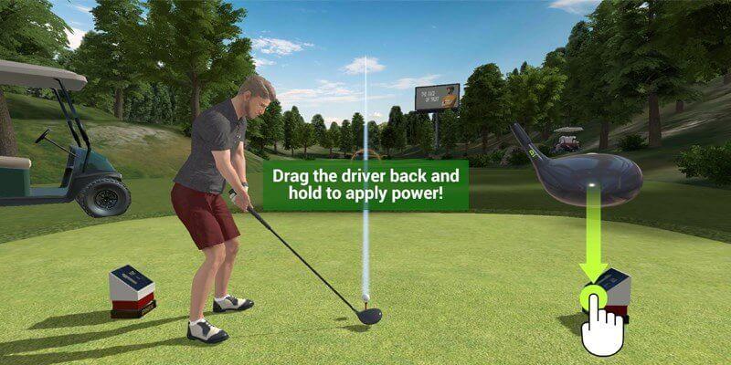 Bạn có biết cách chơi game Game Golf King dành chiến thắng?
