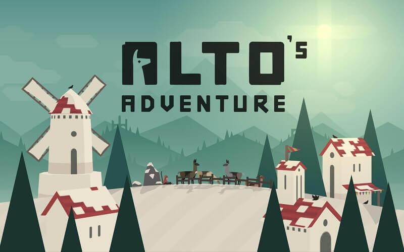 """Alto's adventure - thử ngay """"Cuộc phiêu lưu của Alto"""" cực hấp dẫn!"""