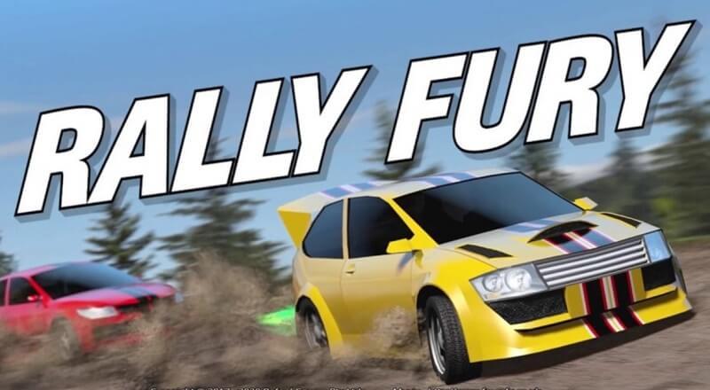 [Game hot] Trở thành tay đua kiệt xuất với game Rally Fury