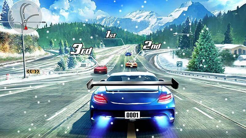 Street Racing 3D – Game đua xe đường phố 3D khốc liệt, hấp dẫn