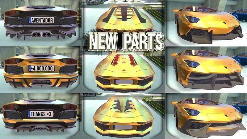 Aventador Drift Simulator - Cuộc đua tốc độ của tay đua đẳng cấp
