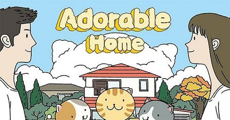 Trải nghiệm ngay Adorable home để xây dựng tổ ấm tiện nghi của bạn