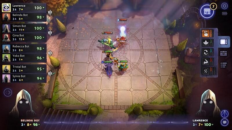 Dota underlords – Game chiến thuật hay thu hút nhiều game thủ