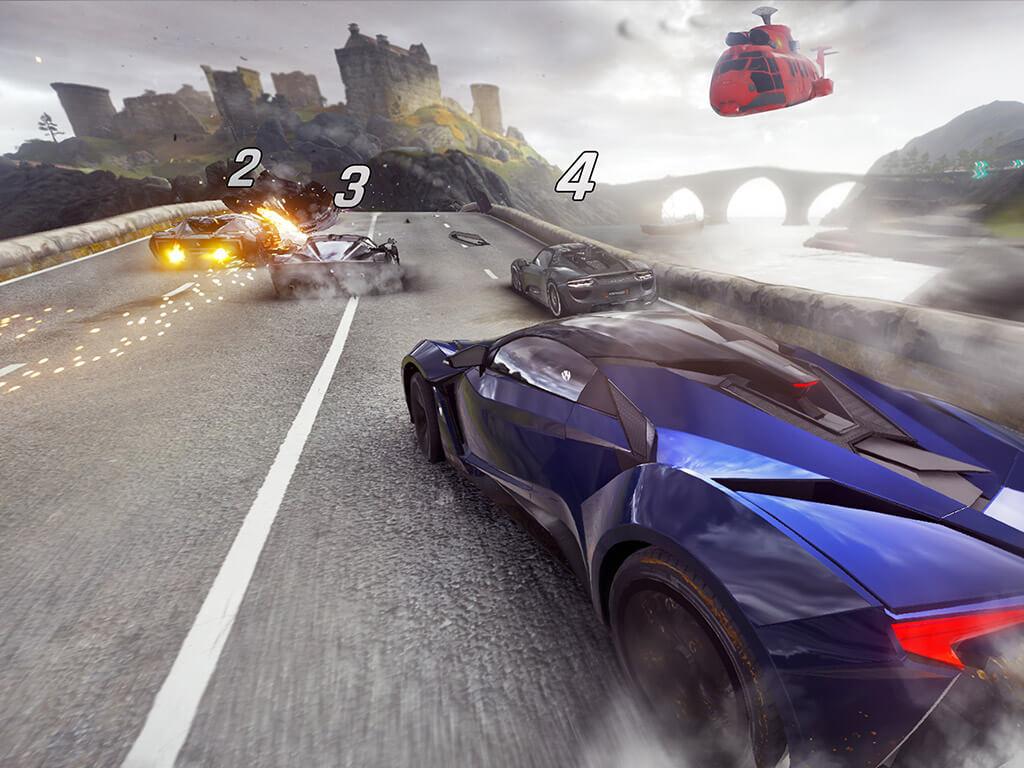 Asphalt 9: Legends - Huyền thoại đua xe hấp dẫn trên di động!