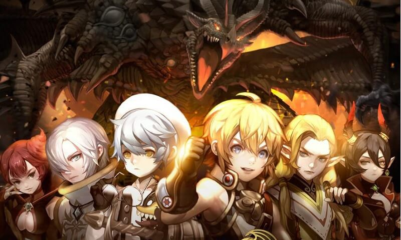 World of Dragon Nest - Cùng thám hiểm vùng đất rồng HOT hòn họt