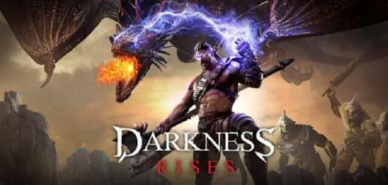 Giới thiệu game darkness rises, hướng dẫn cách chơi cho người mới