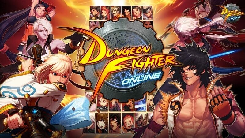 Giới thiệu tựa game Dungeon fighter online, hướng dẫn cách chơi