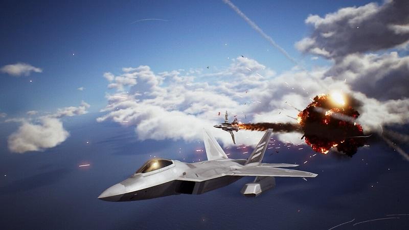 Nhập vai phi công với loạt game bắn máy bay chiến đấu pc cực đỉnh