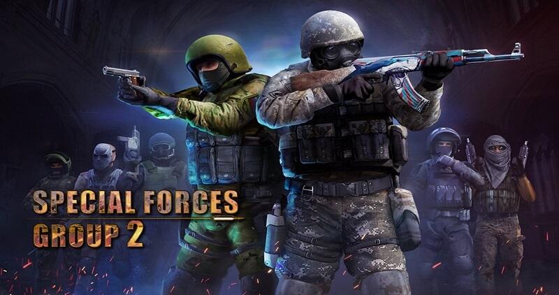 Special forces group 2 game bắn súng thực tế ảo hay nhất hiện nay