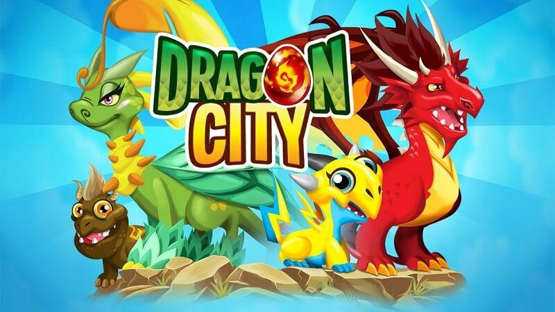 Tìm hiểu game Dragon City - trò chơi dành cho mọi lứa tuổi