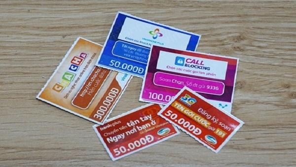 bán thẻ cào online