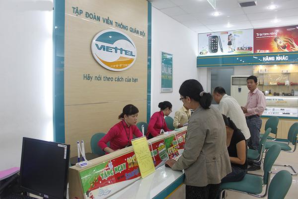 Hướng dẫn khách hàng cách nhanh chóng đổi thẻ cào viettel bị rách