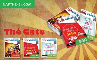 Cách mua thẻ Gate siêu đơn giản thần tốc trong 1 nốt nhạc!