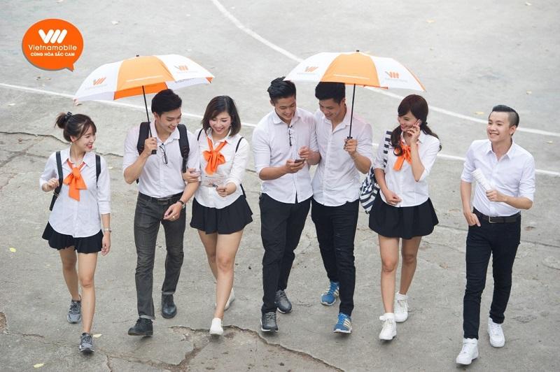Nạp thẻ Vietnammobile bằng số tổng đài