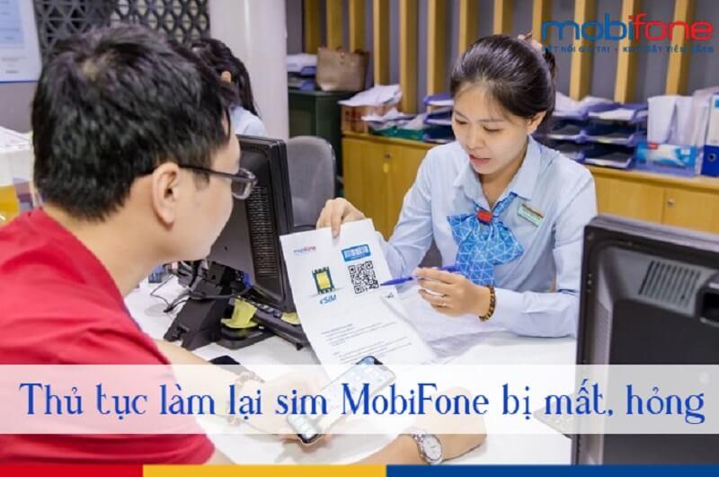 Lợi ích cũng như lý do cần làm lại sim Mobifone