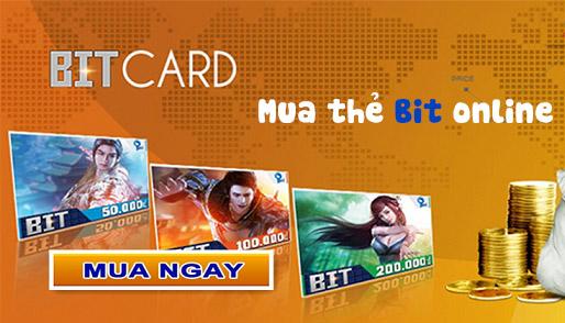 Lợi ích thu được khi thực hiện mua thẻ bit online