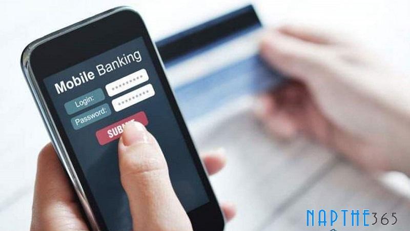Cách 3: Nạp tiền qua Vietcombank Mobile Banking