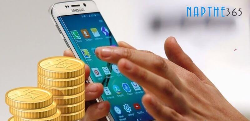 Giới thiệu hình thức nạp tiền Vinaphone bằng thẻ Vietcombank